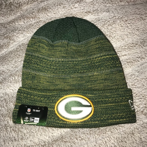 19ae0ae5 Green Bay Packers Knit Hat NWT